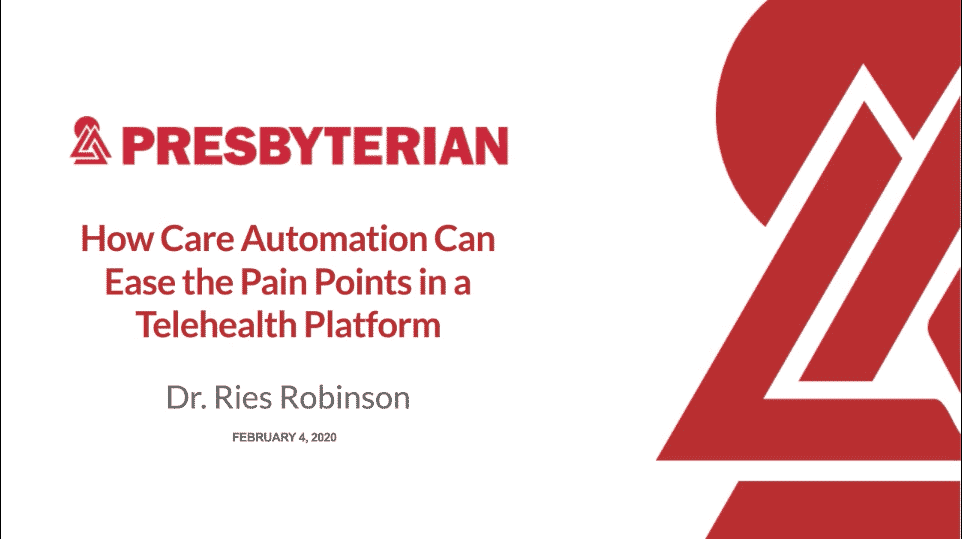 How Care Automation Can Ease the Pain Points in a Telehealth Platform