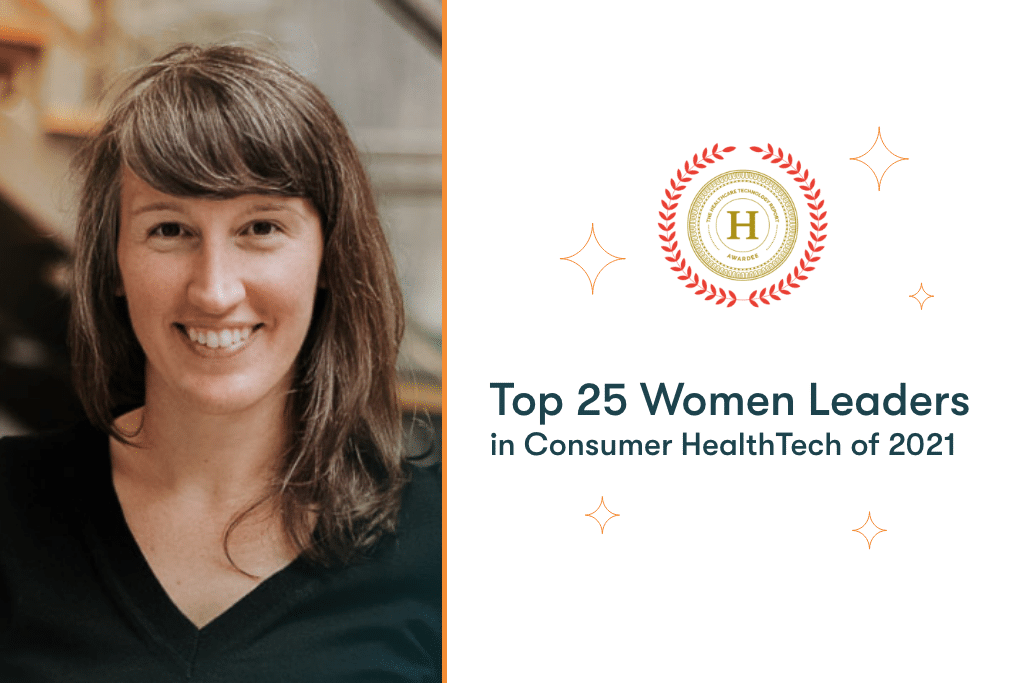 Read more about the article Women in health IT: Bright.md's Julia Millard credits forward-thinking partners for Top 25 Women Leaders in Consumer HealthTech win