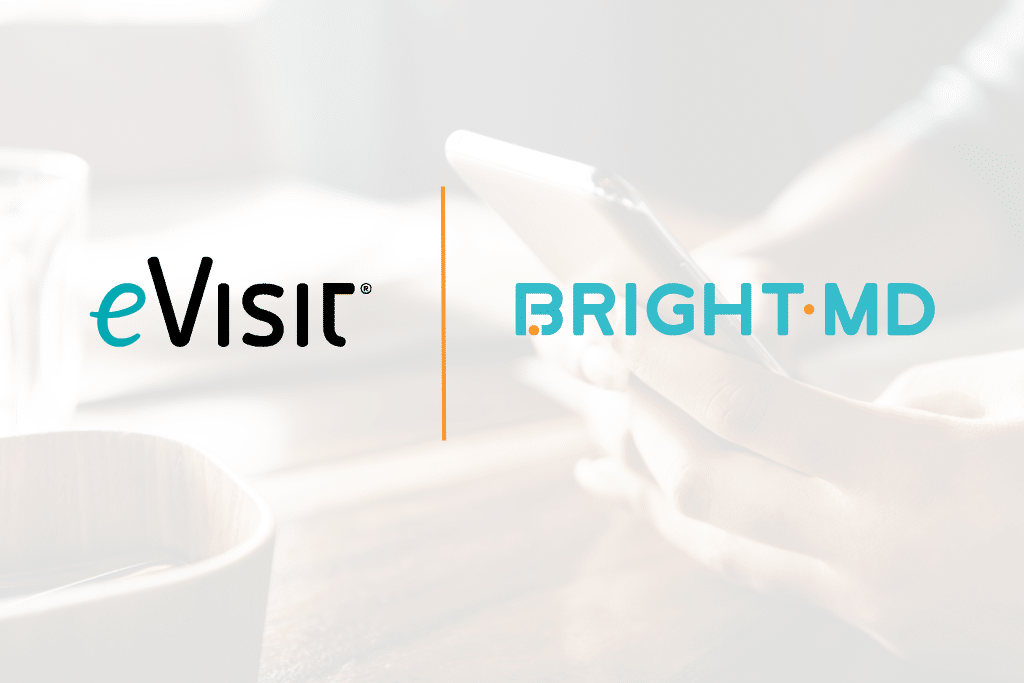 Read more about the article Bright.md and eVisit team up to provide holistic virtual care solution